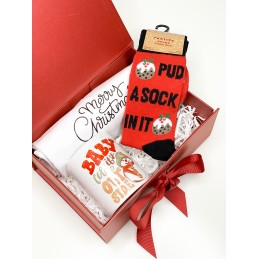 Box prezent na święta...