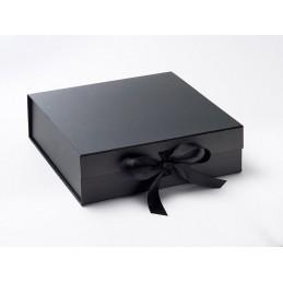 Pudełko ozdobne M - czarne