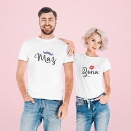 Komplet koszulek dla par...