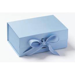 Pudełko ozdobne M - baby blue