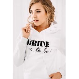 Bluza biała BRIDE TO BE