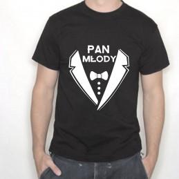 Koszulka dla Pana Młodego